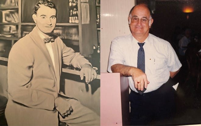 Longtime operator Mike Deep is seen in these undated family photos from the Sahara Restaurant in Montgomery.