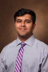 Dr Abhinav Saxena, medical director for Vanderbilt Behavioral Health