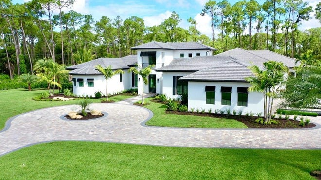 Cintron Custom Builders has sold a newly constructed luxury custom home in Livingston Woods at the record-setting price of $4,000,000.
