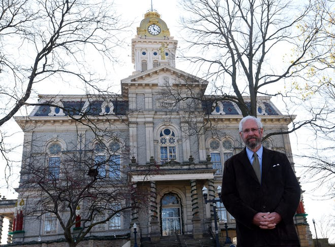 Judge Robert Hoover is retiring after 25 years serving Licking County as a probate judge. He will be replaced by Deb Lang in February of 2021.