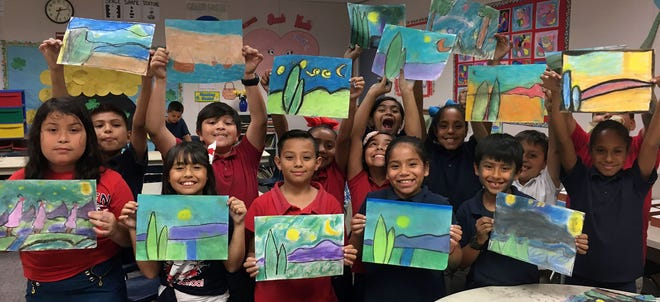 Tools for Tomorrow provides free, after-school and online arts literacy programs integrating creative writing, art, music and drama for children grades three through five in elementary schools throughout the Coachella Valley.