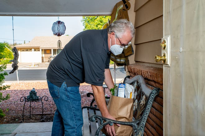Benevilla's Volunteer Home Services program helps older adults in the West Valley maintain their health and independence.