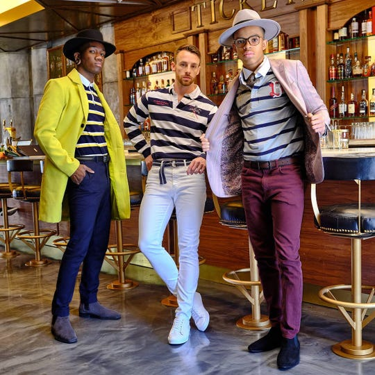 JC Donaldson is the founder and designer of Being Dapper, a Gatsby-inspired collection of sport coats, suits and polo shirts for men.