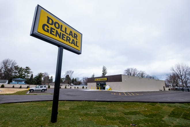 A new Dollar General has opened at 6986 Lakeshore Road in Burtchville.