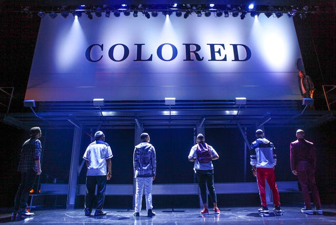 """Keenan Scott II's play """"Thoughts of a Colored Man,"""" a work about the outer and inner lives of Black men, will be produced on Broadway when the new season starts."""