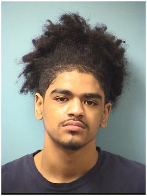 Gabriel Josiah Harding, 19, of St. Cloud, is suspected of aiding and abetting first-degree burglary and second-degree assault with a firearm, according to a criminal complaint filed in Stearns County Court Thursday, Nov. 12, 2020