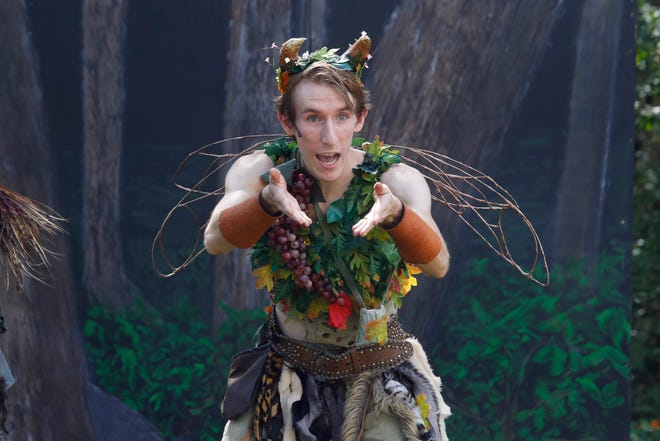 "Southern Shakespeare Company is bringing its original one-hour, family-friendly adaptation of ""A Midsummer Night's Dream"" to Goodwood Museum Nov. 21-22/"