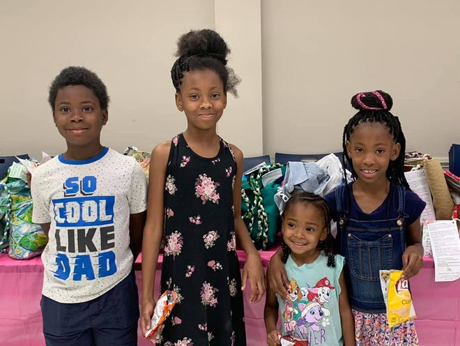 Uplift Community Outreach has a goal to provide 350 children with supplies and clothes for school each year.