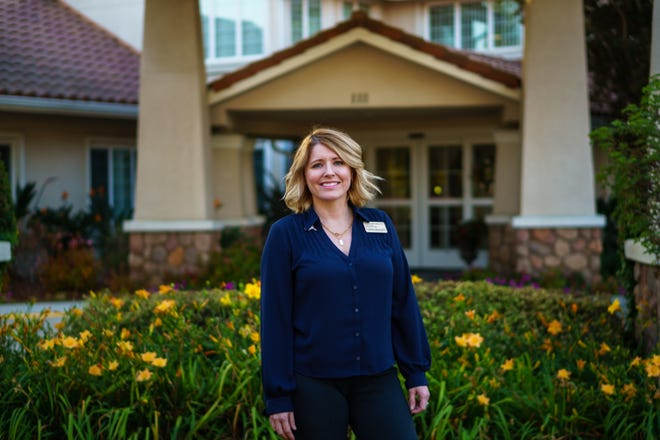 Brandy McCauley, Administrator at Palms at Bonaventure personalizes experiences for seniors, adds peace of mind for families.