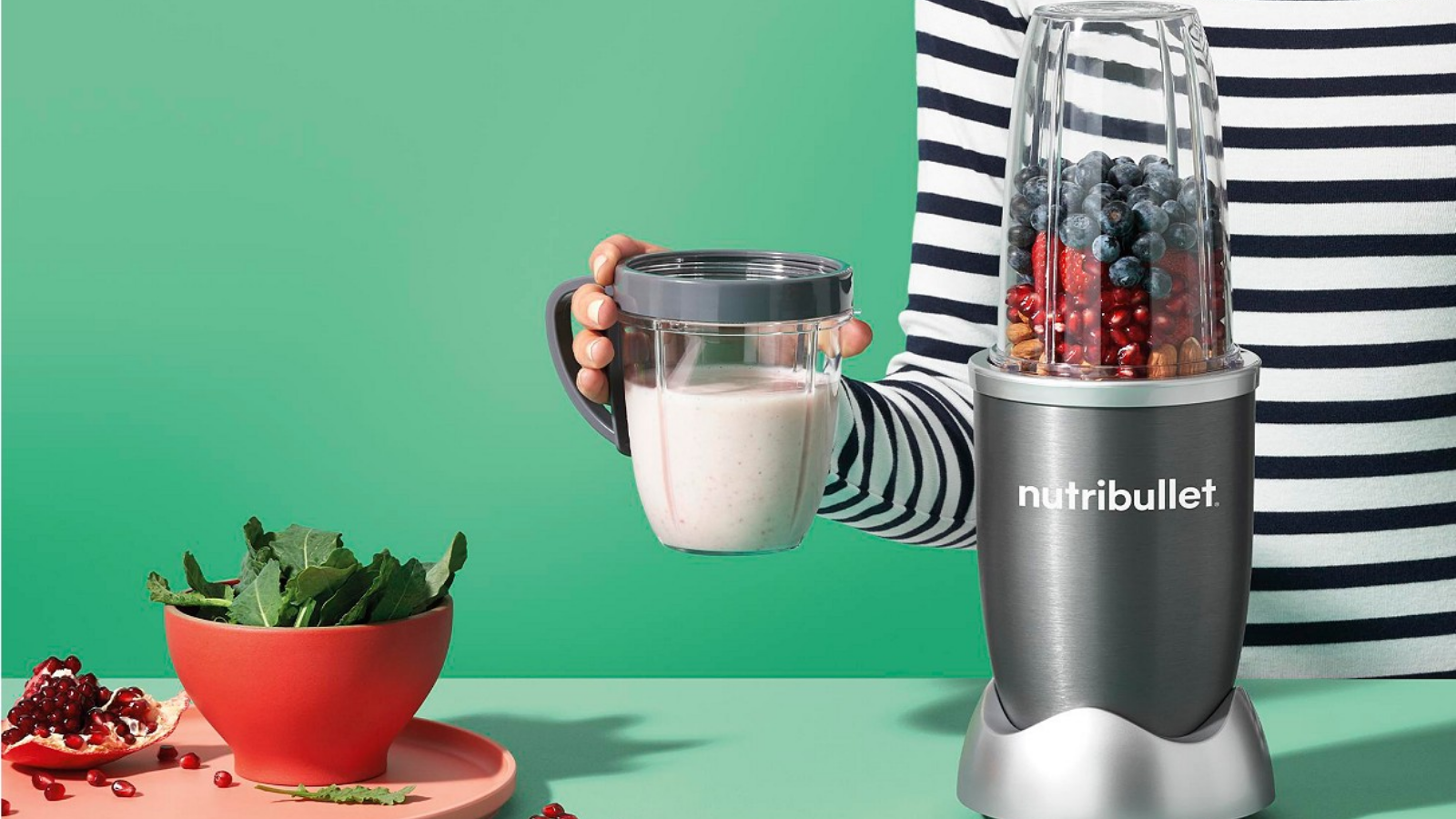 Nutribullet's Black Friday 2020 sale is kicking off right now—get the unique code