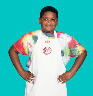"""Ben Watkins was 11 when he appeared on """"MasterChef: Junior."""" Watkins died Monday at age 14 after a cancer battle."""