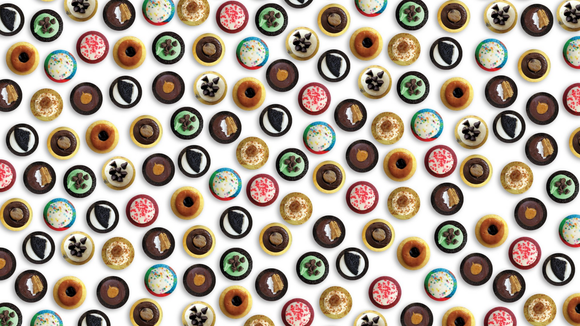 Caution: You won't be able to stop eating these tiny treats.
