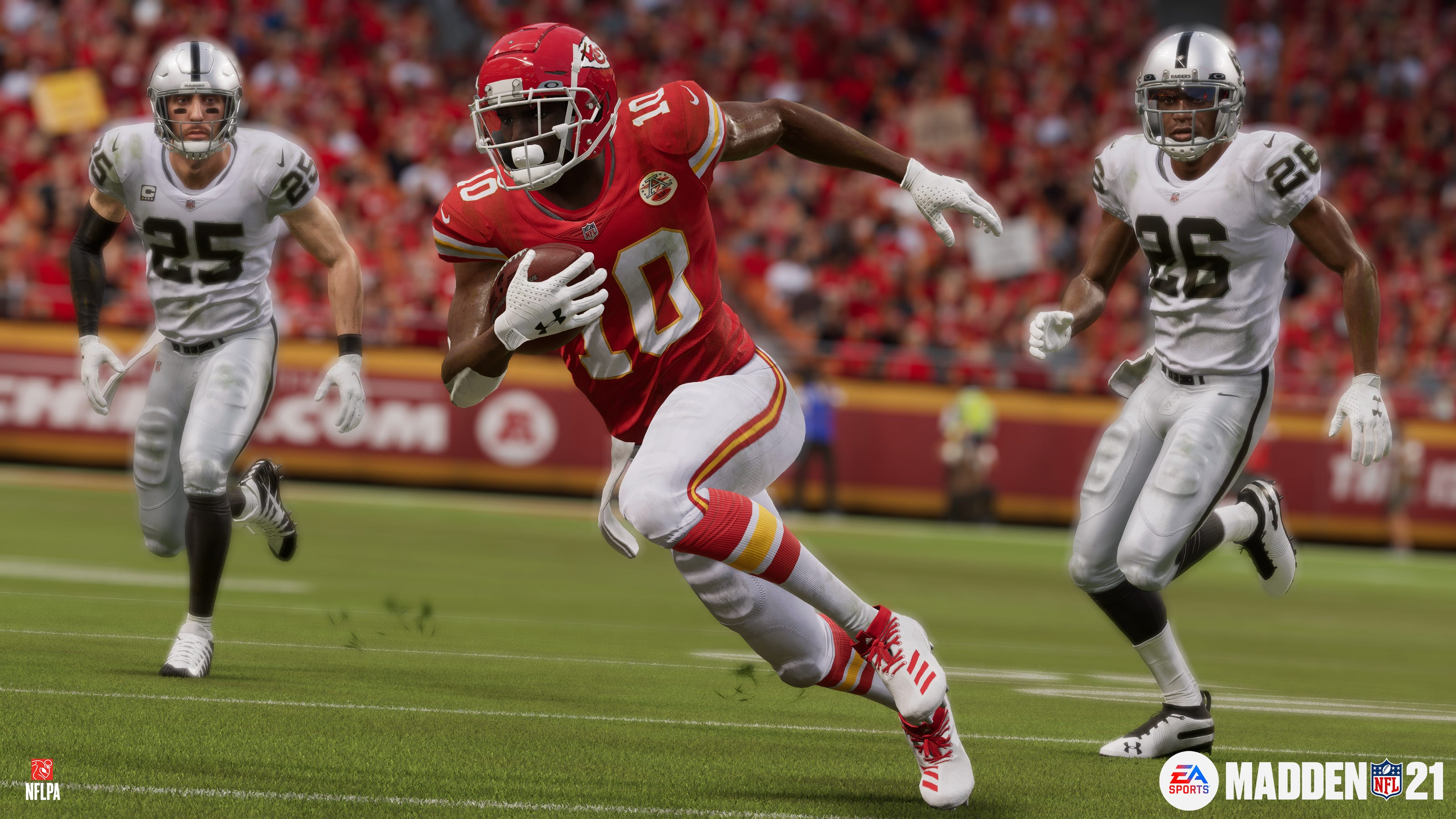 Video Games Madden Nfl 21 Drives On Amid Covid 19 Crisis Take a trip into an upgraded, more organized inbox. usa today