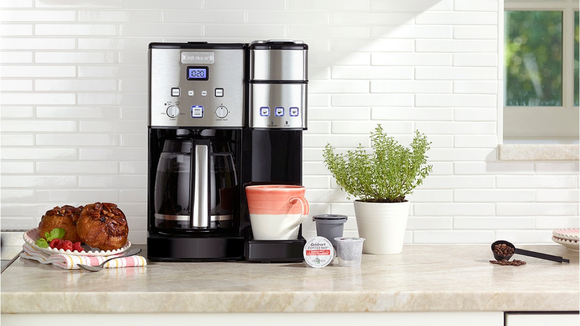 Best gifts from Macy's: Coffee maker