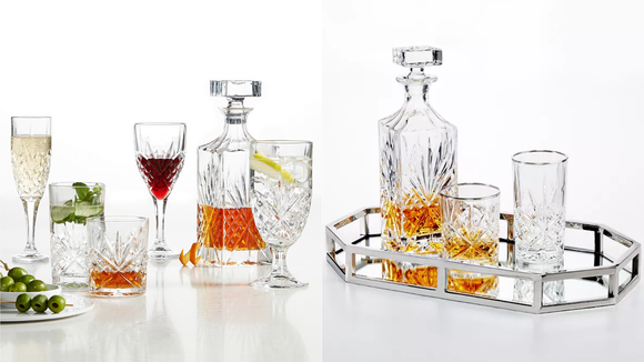 Best gifts from Macy's: Whiskey decanter set