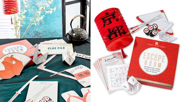 Best gifts from Macy's: Escape Room