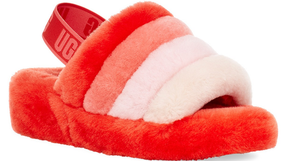 Best gifts from Macy's: Ugg Fluff Yeah Slippers