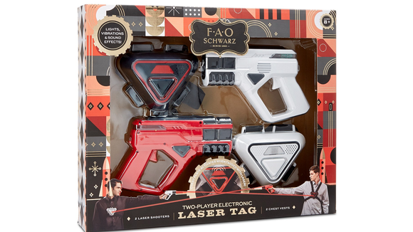 Best gifts from Macy's: Laser Tag set