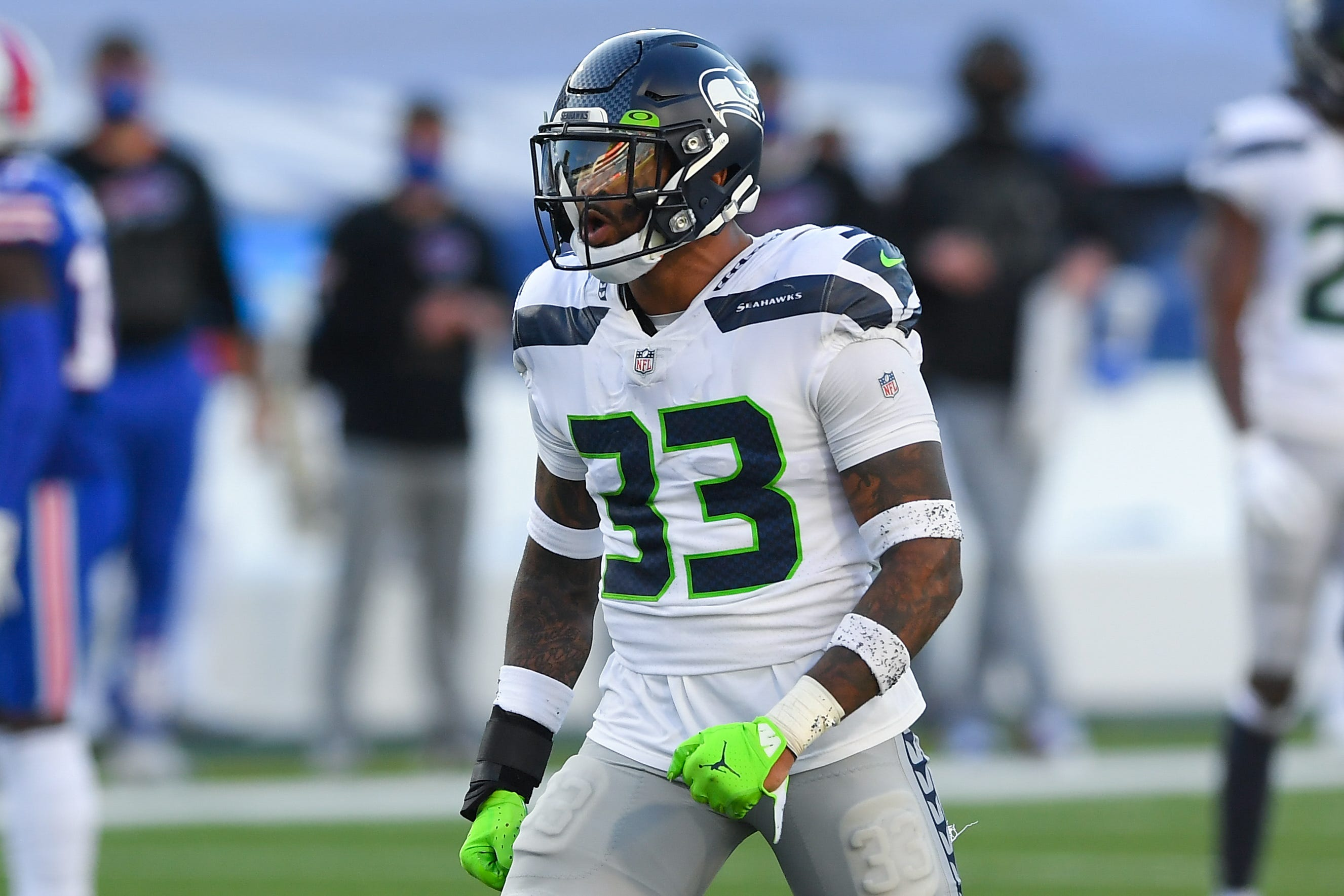 Seahawks safety Jamal Adams says he 'fought depression' while with Jets