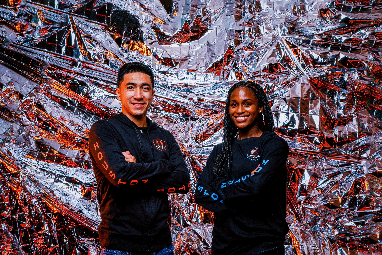 Houston Dynamo Football Club, Houston Dash unveil rebranding