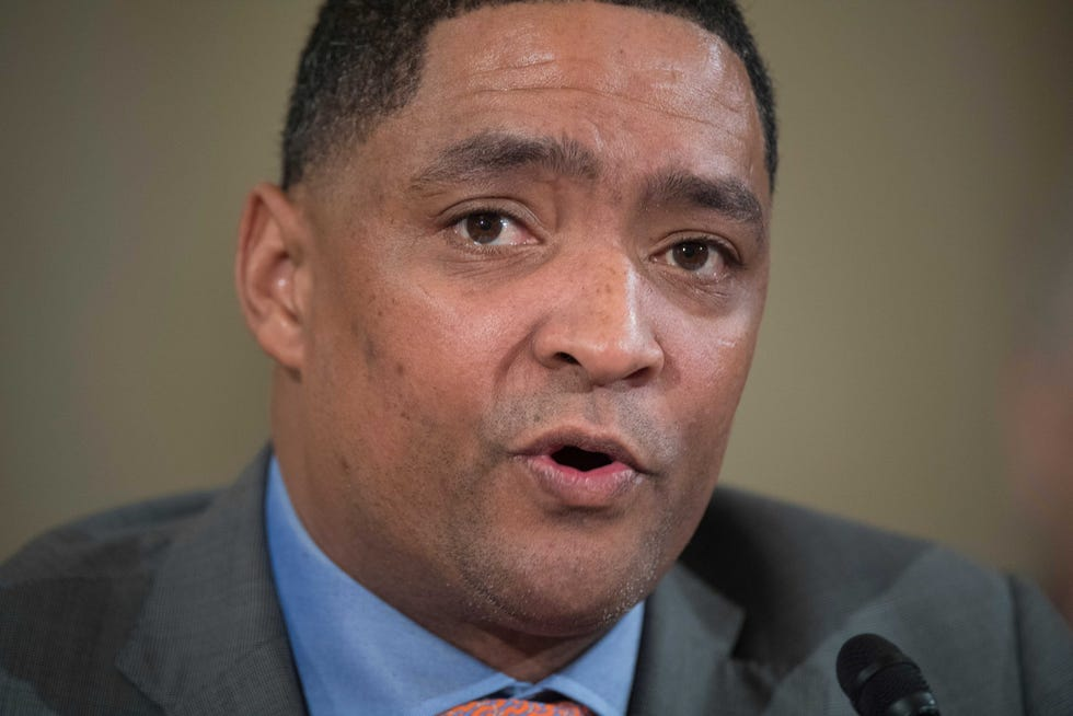 Rep. Cedric Richmond of Louisiana, who was national co-chairman of Biden's campaign, will become senior adviser to the president and director of the White House Office of Public Engagement. He previously served as chairman of the Congressional Black Caucus.