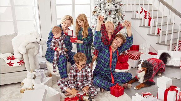 Best gifts from Macy's: Matching pajamas