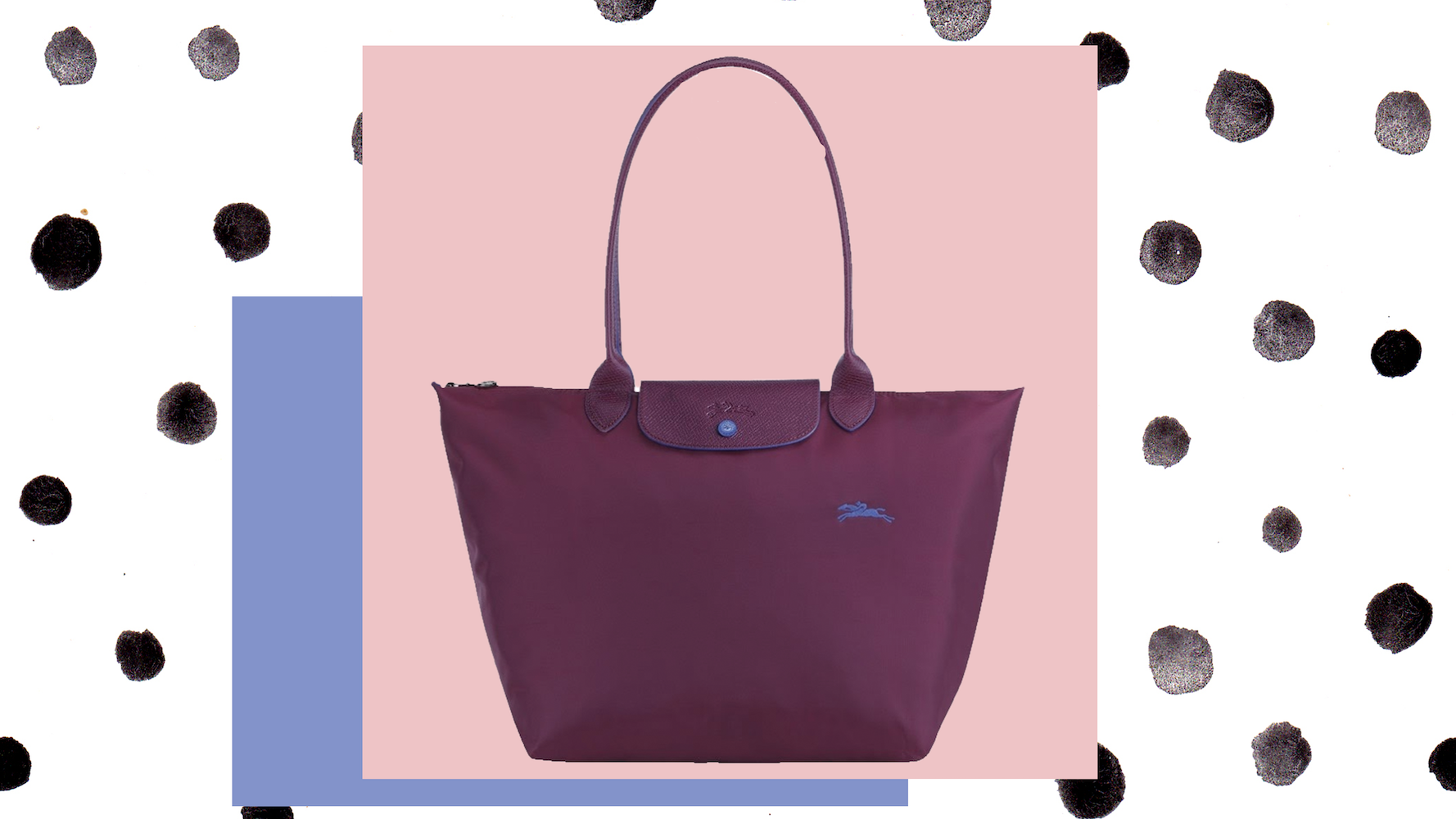 Longchamp bag: Get the Le Pliage Club tote and more for 40 to 60% off
