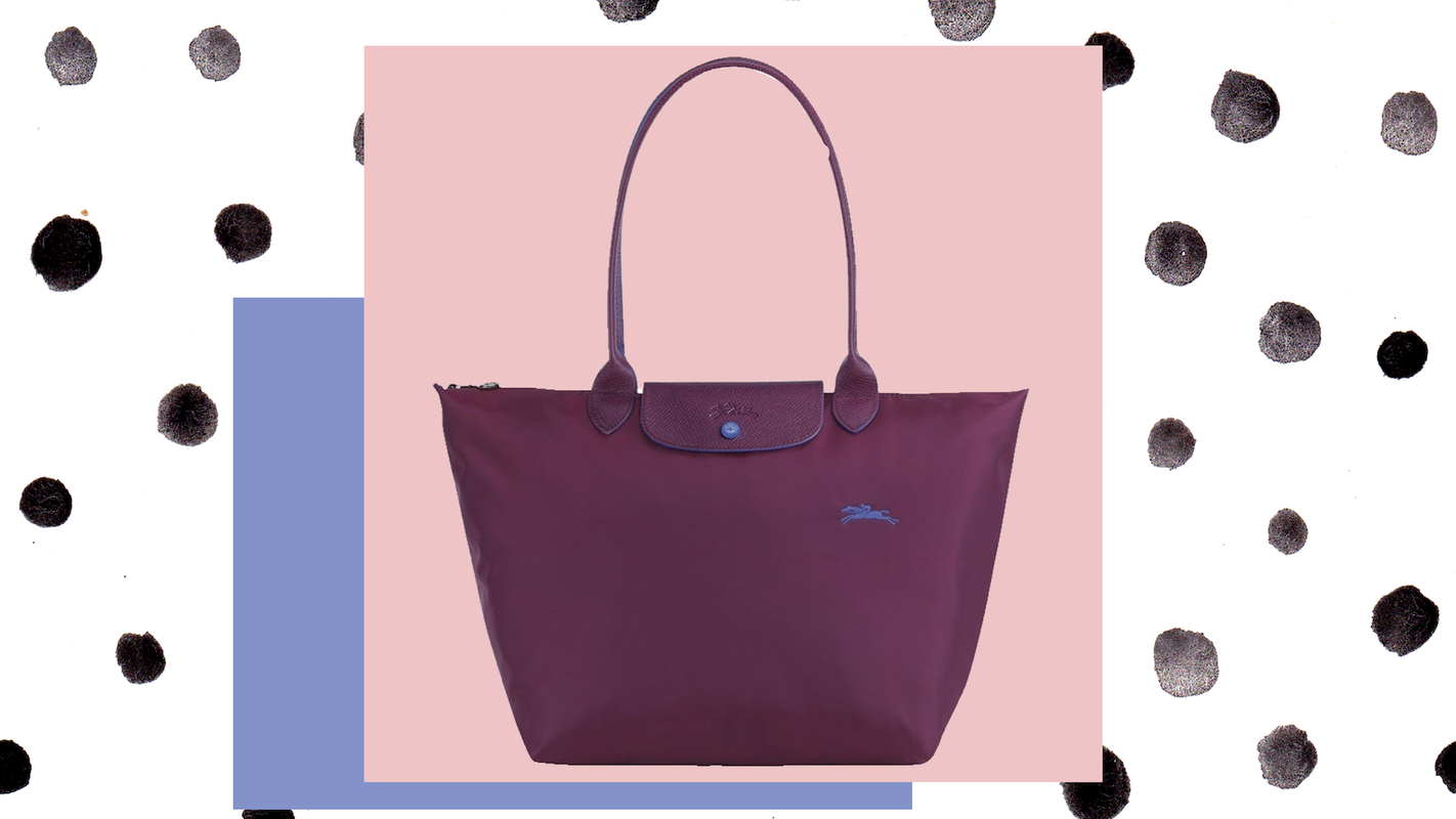 Popular Longchamp bags are up to 61% off right now