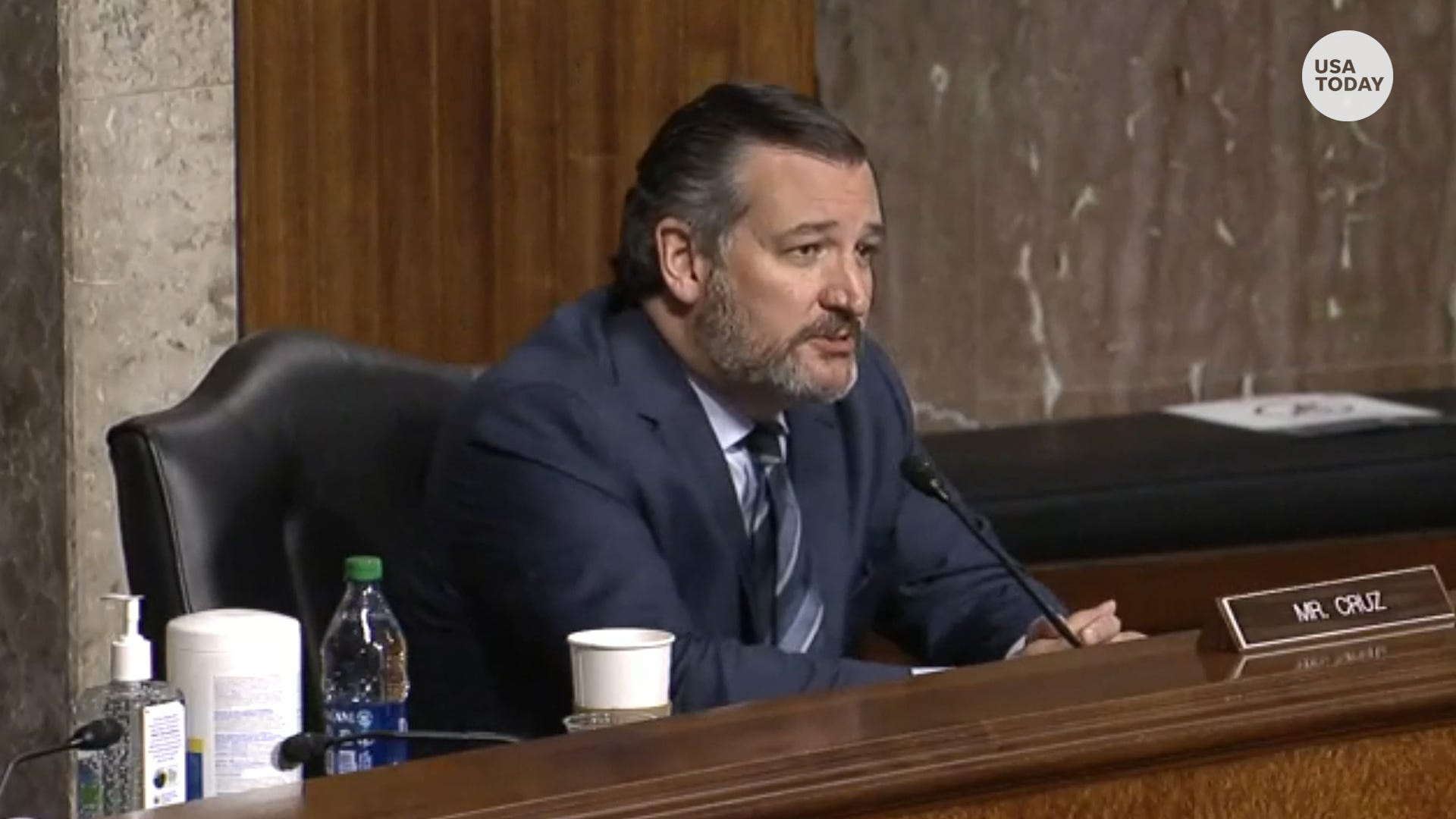 Ted Cruz hammers Twitter CEO Jack Dorsey during Senate hearing on social media censorship