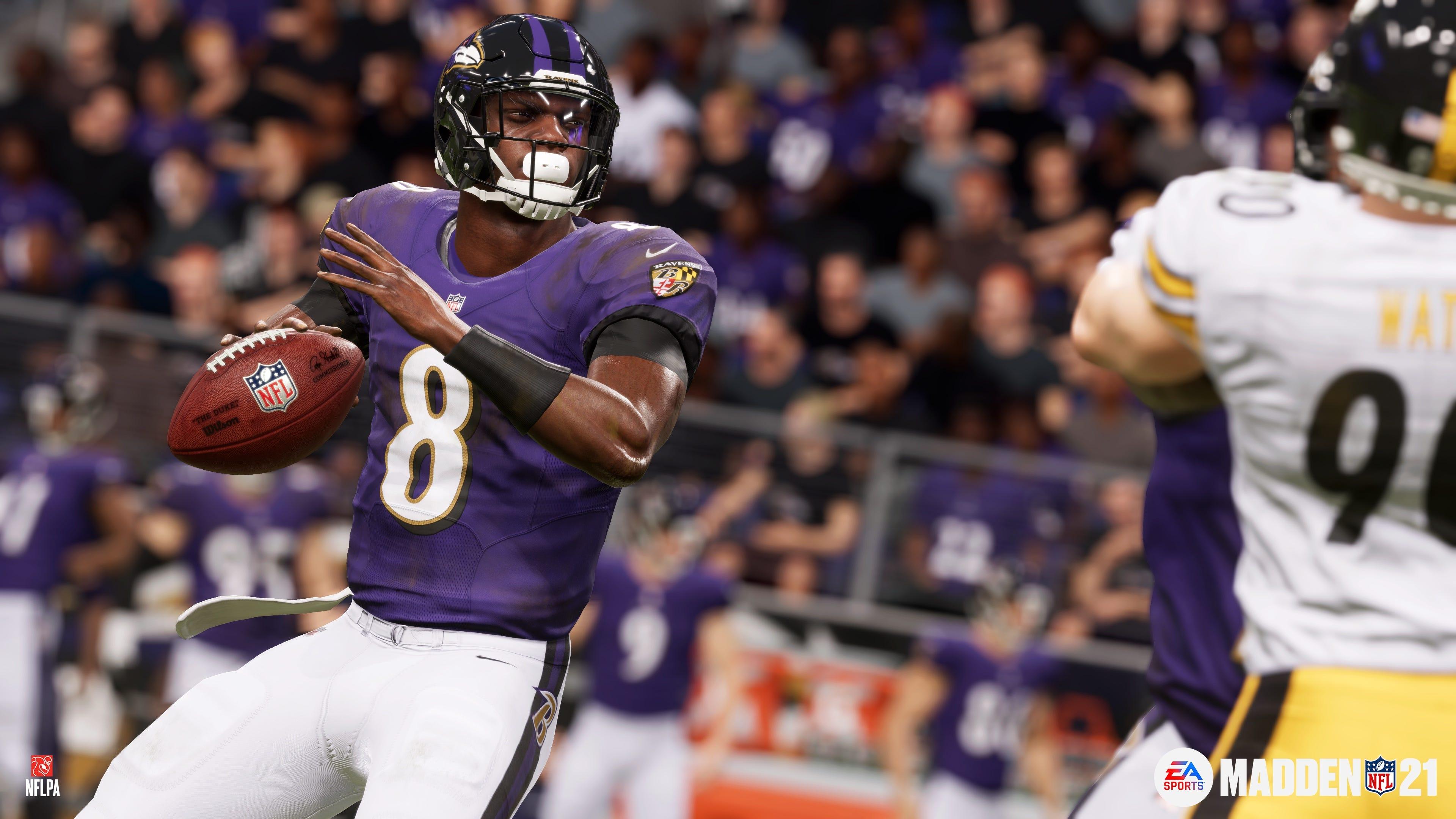 'Madden NFL 21': Update for