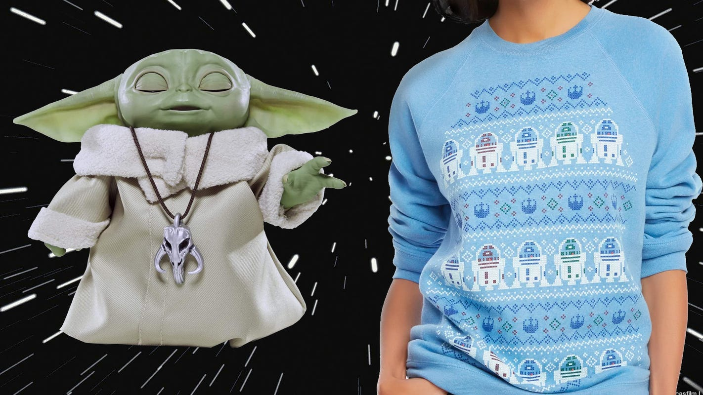 40 gifts for the Star Wars fan in your life