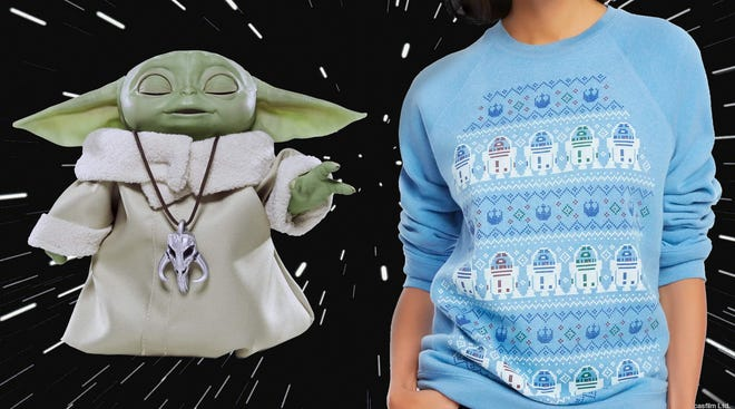 Star Wars 2020 Gift Guide