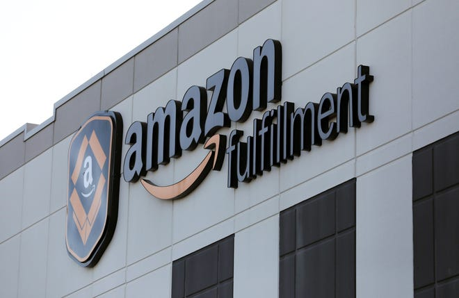 Amazon said Tuesday it plans to hire 2,500 more workers in greater Columbus, including at its distribution center in Etna.