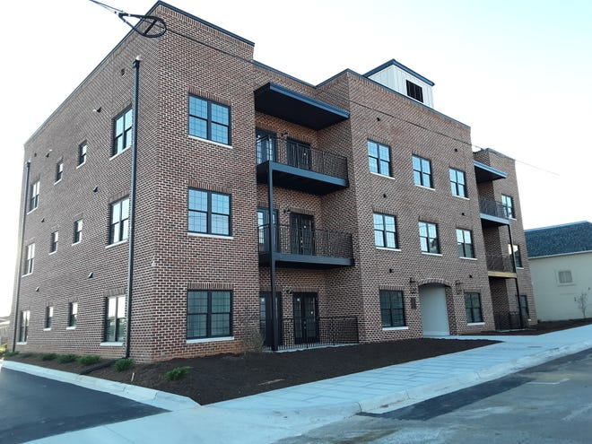 Diversity is at the center of the City of Lexington's recent housing boom, including these upscale, urban living apartments on East Second Avenue.
