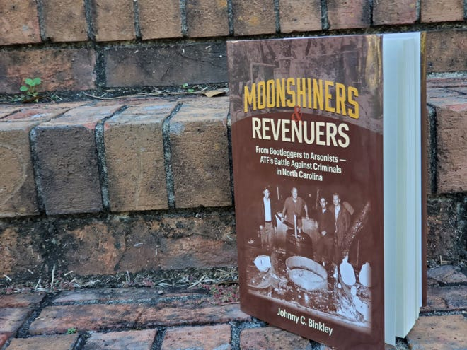 """Moonshiners and Revenuers"" was released on Amazon in November 2020 and will soon be available in most local book stores."