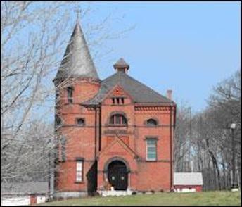 Princeton's Bagg Hall