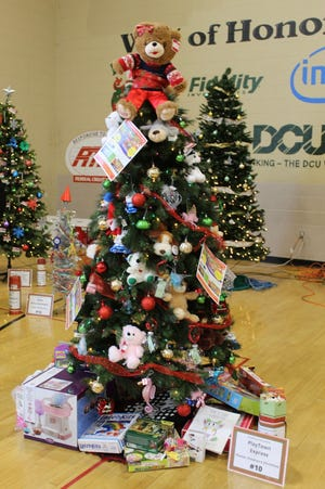 The Boys & Girls Clubs of MetroWest will hold its annual Festival of Trees Dec. 5