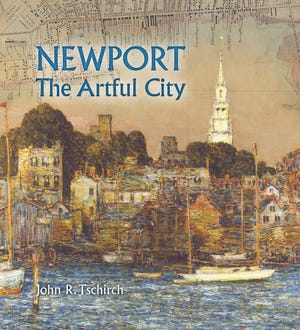 Just in time for the holidays, the Newport Historical Society has teamed with D Giles Limited to publish 'Newport: The Artful City'