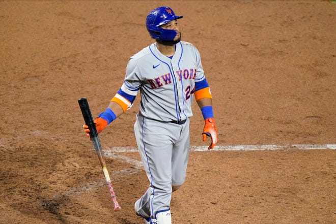 Eight-time All-Star and New York Mets' second baseman Robinson Cano has been suspended for the 2021 season following a positive test for a performance-enhancing drug.