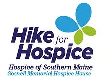 Hospice of Southern Maine raised $112,765 during its inaugural Hike for Hospice event.