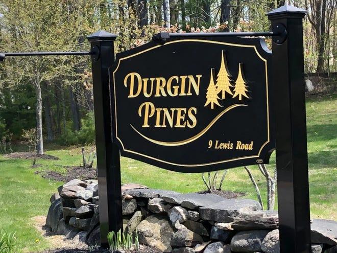 Durgin Pines nursing home on Lewis Road in Kittery.