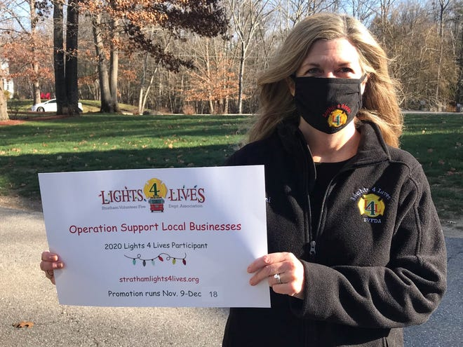 Geri Denton, co-founder of the Lights 4 Lives holiday decorating fundraiser, said this year the effort will focus on helping businesses that have contributed prizes to the event in the past that are suffering financially because of the pandemic.