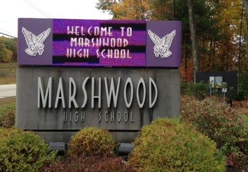Marshwood High School is dealing with an active outbreak of COVID-19 and students will shift to remote learning through Dec. 2, according to an email to the community early Wednesday night from SAD 35 Superintendent John Caverly.
