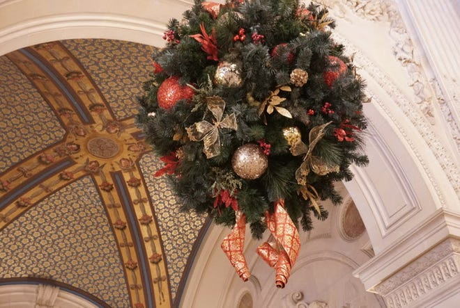 Holidays at The Breakers will run from Nov. 21 to Jan. 10.