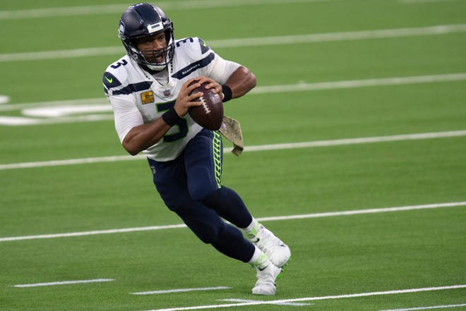 Quarterback Russell Wilson and the Seattle Seahawks hope to snap a two-game losing streak when they host the Arizona Cardinals on Thursday. The Seahawks lost in overtime to the Cardinals on the road earlier this season.