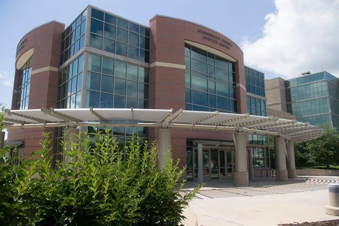 The Winnebago County Criminal Justice Center in Rockford.