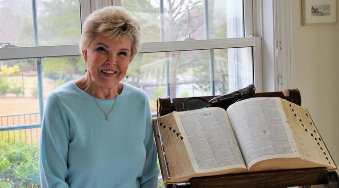 """Wilmington author Myrna L. Brown's new story collection is titled """"The Chair Beside the Bed."""""""