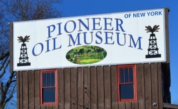 A donor has established a fund with the Allegany County Area Foundation for the benefit of the Pioneer Oil Museum in Bolivar.
