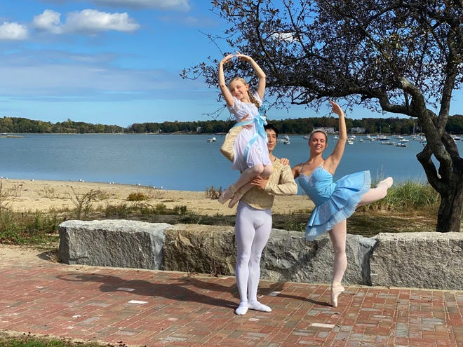 """South Shore Ballet Theatre will stream a live story film of """"The Nutcracker"""" on select dates between Dec. 4 and 23, featuring Elise Vitello, of South Easton."""