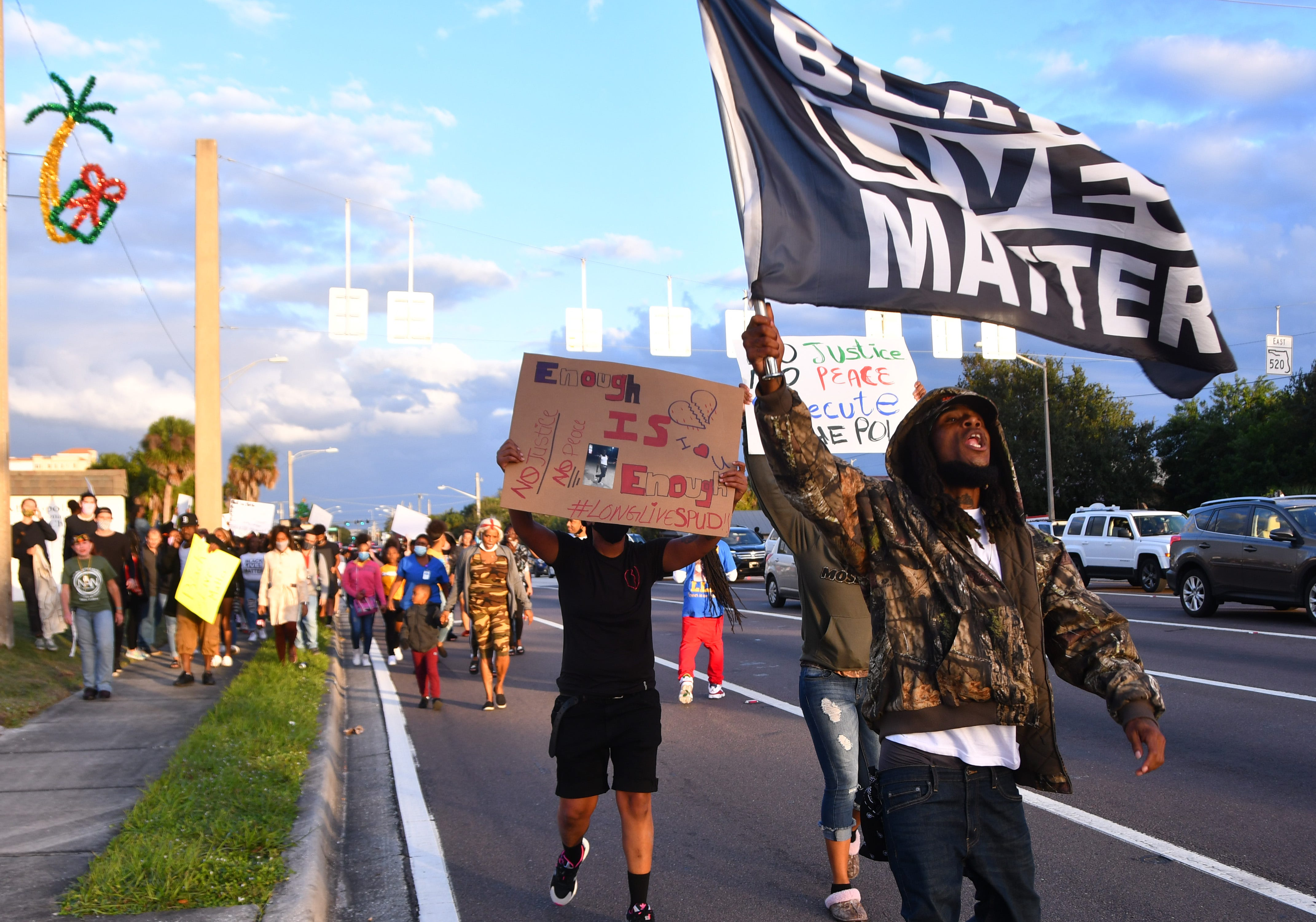 Benjamin Crump demands justice after a Florida deputy shot two Black teens. Here s what we know